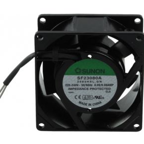 Image of Axiaal Ventilator AC 80 X 80 X 38 Mm