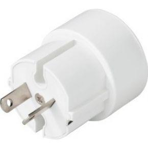 Image of Hama 00044238 netstekker adapter