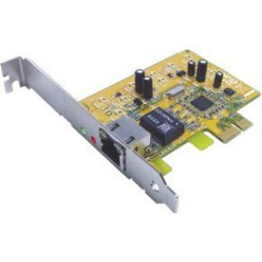 Card pci-e 10-100-1000mbps ACT