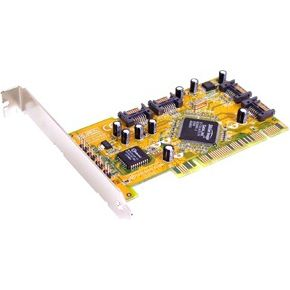Card 4 sata raid cntrl pci ACT