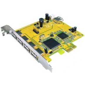 Card 4+1 usb2 pci-x ACT