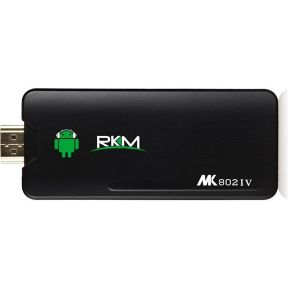 Epsilon Rikomagic MK802 IV, Android MediaPlayer HDMI Stick, Quad Core RK3188, 2 GB, 8 GB Flash, Wifi