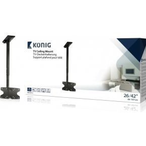 Image of König KNM-MC10 flat panel plafond steun