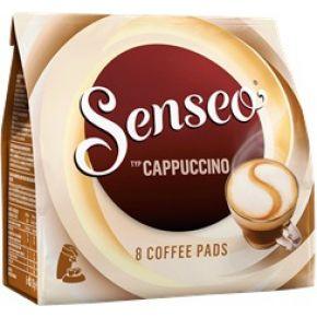 8 Pads Senseo Cappuccino