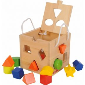 Image of Eichhorn Shape Sorting Cube