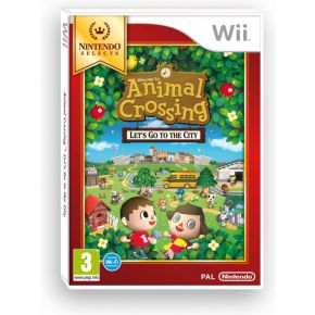 Wii Animal Crossing Select [Wii]