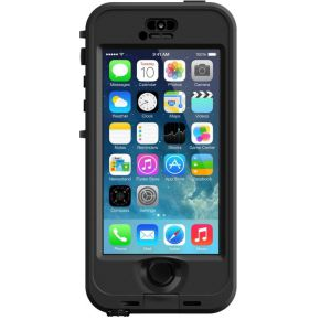 iPhone 5- 5S case nuud black
