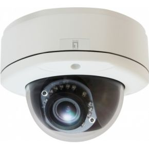 LevelOne Levelone FCS-3083 Fixed Dome Network Camera 5-Megapixel Outdoor PoE 80 (FCS-3083)