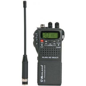 CB Radio Draagbaar Aantal kanalen: 40AM en 40FM