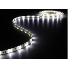 FLEXIBELE LED STRIP KOUD WIT 6500K 150 LEDs 5m 12V