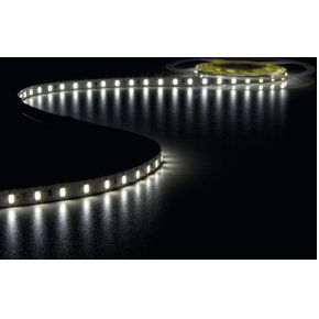 FLEXIBELE LED STRIP KOUD WIT 6500K 300 LEDs 5m 24V