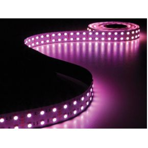 FLEXIBELE LED STRIP RGB 600 LEDs 5m 24V