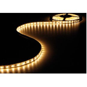 FLEXIBELE LED STRIP WARM WIT 2700K 300 LEDs 5m 24V