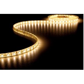 FLEXIBELE LED STRIP WARM WIT 3500K 300 LEDs 5m 12V