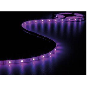 KIT MET FLEXIBELE LED-STRIP, CONTROLLER EN VOEDING RGB 150 LEDs 5 m 12 Vdc