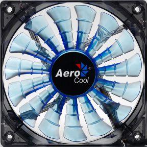 Image of Aerocool Shark Fan Blue Edition 14cm