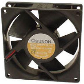 Image of Ventilator Sunon 12vdc Glijlager 92 X 92 X 25mm