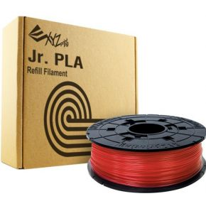 Image of Davinci - 3d printer pla filament, rood (600 g)