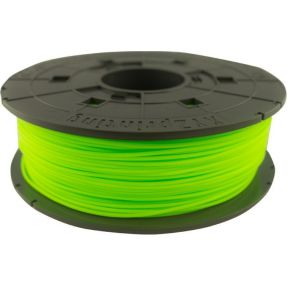 Image of Davinci - 3d printer pla filament, neon groen (600 g)