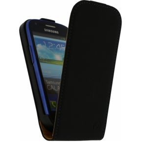 Mobilize Ultra Slim Flip Case Samsung Galaxy SIII mini I8190 Black