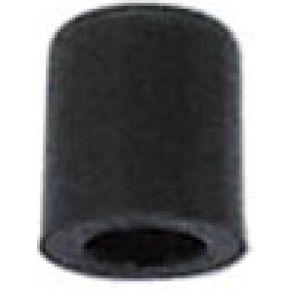 Image of Afdekkap Voor Drukknop - Zwart Ø5mm