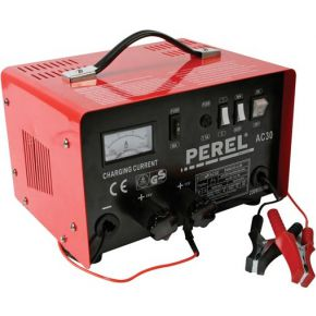 Image of Lader Voor 12/24 V Lood-zuurbatterijen - Met Boostfunctie - 20 A