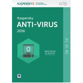 Image of Kaspersky Lab Anti-Virus 2016