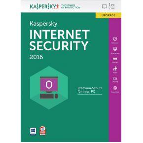 Image of Kaspersky Lab Internet Security 2016