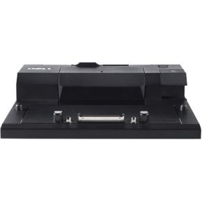 DELL Poortreplicator: EURO2 Simple E-poortreplicator met USB 3.0, wisselstr (452-11422)