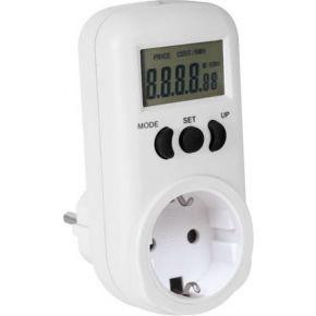 Image of Energiemeter 230 V / 16 A - Randaarde