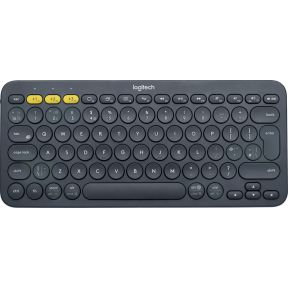 Logitech K380 KB DarkGrey Multi-DeviceBT USINTL (920-007582)