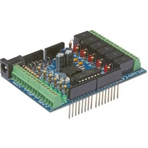 Image of I/o Shield Voor Arduino® YÚn