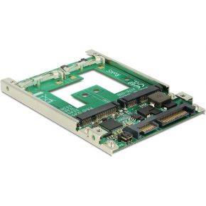 Image of 22-Polig SATA naar mSATA adapter - RAID - Quality4All