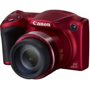 Image of Canon Foto Camera PowerShot SX400 IS 16.0 Megapixel (rood)