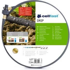 """Image of Cellfast - Druppelslang - 1/2"""""""" - 7.5 M"""