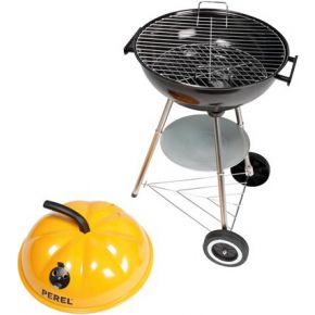 "Image of Barbecue 'pumpkin' - 16"""" / 41 Cm"