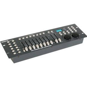 240-KANAALS DMX CONTROLLER MET JOG-WIELEN HQ Products