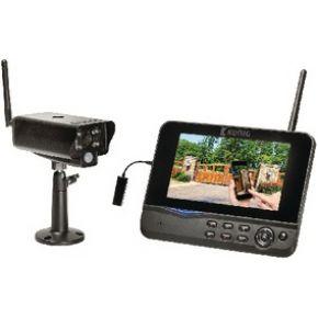 Image of 2.4 GHz digitale draadloze observatieset bekijken op afstand 1 camera,