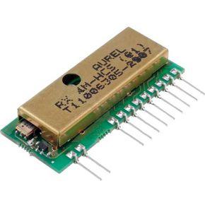 Image of Rx Am Ook 433.92mhz Ontvanger Met Hcs-decoder