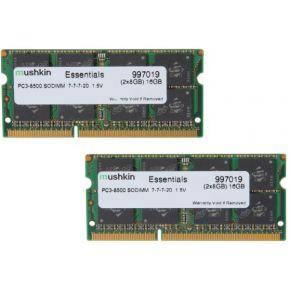 Mushkin SO-DIMM 16GB DDR3 Essentials