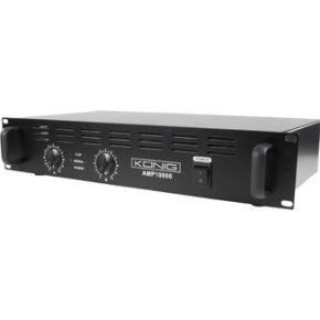 König Pa-amp10000-kn Pa Versterker 2x 500 W