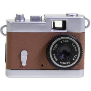 Image of Dörr Mini Retro digitale camera bruin 2MP