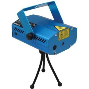 Mini RG laserprojector 150mW