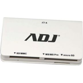 Image of ADJ 141-00014 Externe Card Reader ADJ CR804 for Mobile Phone [MicroUSB
