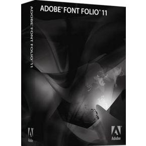 Image of Adobe Font Folio 11.1, MLP, ENG