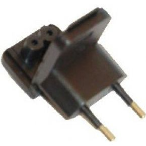 Datalogic Adapter, Power Plug, Euro, for use with 4004-0849 (6003-0937)