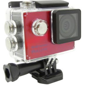 Easypix GoXtreme Rallye Red Action Camera Easypix