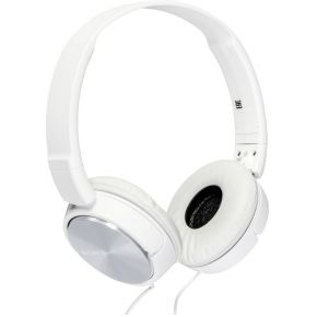 MDR-ZX310 on-ear hoofdtelefoon, Wit