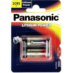 Image of 1 Panasonic Photo 2 CR 5 Lithium