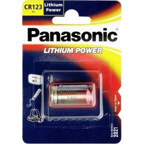 Image of 1 Panasonic Photo CR 123 A Lithium